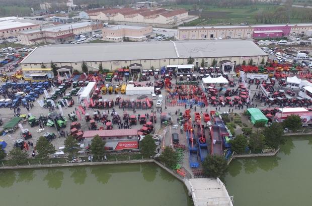 Kütahya 11. Tarım Fuarı 25 Nisan'da açılıyor