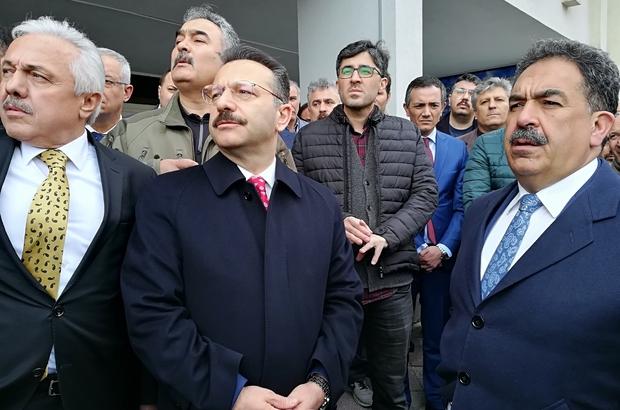 """Müdür yardımcısının öğrencisi tarafından öldürüldüğü ilçede eğitime 1 gün ara verilecek Kocaeli Valisi Hüseyin Aksoy: """"Bu, hiçbir gerekçe ile izah edilemeyecek bir durum"""""""