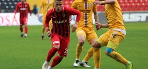 Spor Toto 1.Lig: Gazişehir Gaziantep: 1 - Afjet Afyonspor: 0