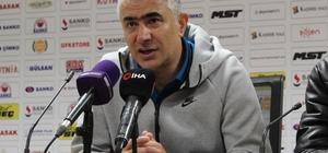 Gazişehir Gaziantep-Afjet Afyonspor maçının ardından