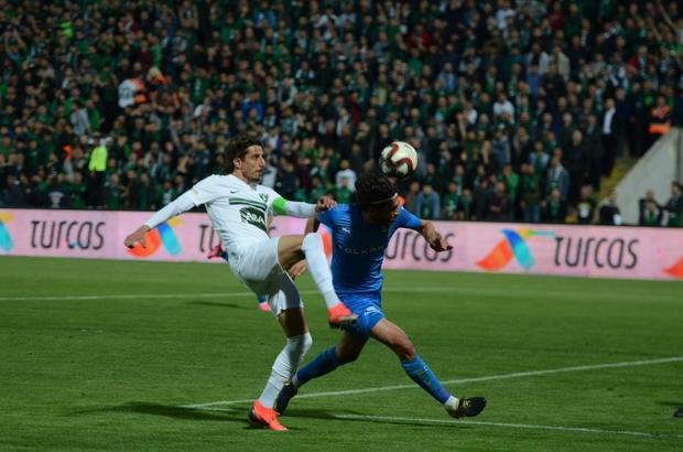Spor Toto 1 Lig: Abalı Denizlispor: 3 - Altay: 3