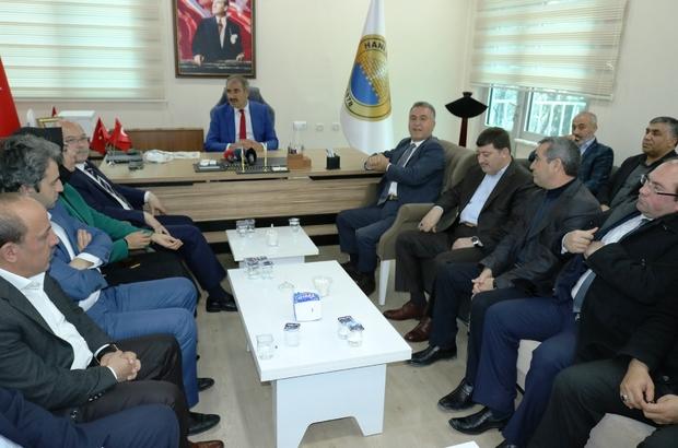 Kayyumun hizmetleri Hani'de AK Partinin kazanmasını sağladı Hani'de seçimleri kazanan AK Partili Lale, göreve başladı
