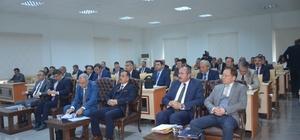 """İl Koordinasyon Kurulu Toplantısı yapıldı Bilecik Valisi Bilal Şentürk; """"2019 yılı için yaklaşık 328 adet proje uygulanmaktadır"""""""