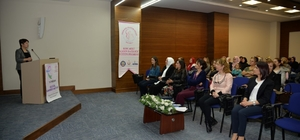 Kocaeli'de yaşayan Mardinli kadınlara kadın sağlığı eğitimi