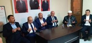 Başkan Bıyık'tan MHP'ye teşekkür ziyareti