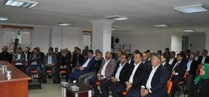 Darıca Belediye Başkanı Bıyık, ilk ziyaretini AK Parti'ye yaptı