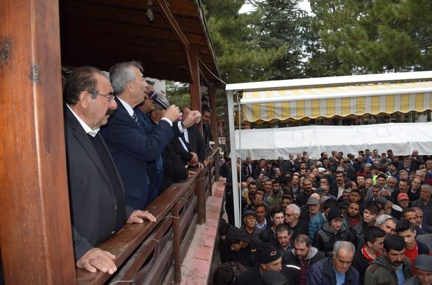 Arapgir'de birlik ve beraberlik buluşması