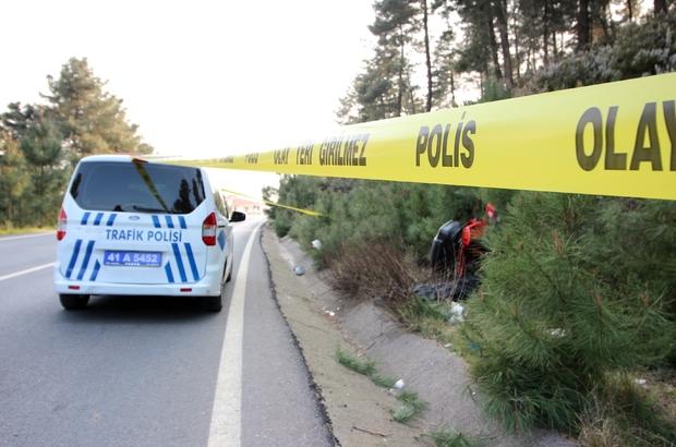 ATV'den düşen yaşlı adam hayatını kaybetti