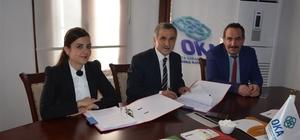Tokat'ta 7 kurumun projesine destek