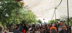 Kuyucak'ta Geleneksel Arap Dede Hayrı düzenlendi