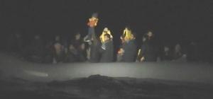 Kuşadası'nda 33'ü çocuk 94 kaçak göçmen yakalandı