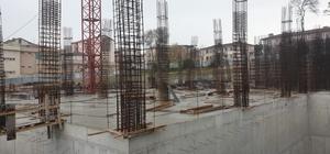 Kandıra'nın hizmet binası yükselişe geçti