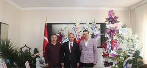 Türkiye Gazetesi'nden Başkan Öztoprak'a ziyaret