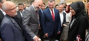 Başkan Doç. Dr. Büyükakın'dan Komek'e istihdam çağrısı