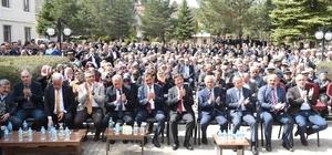 Başkan Aydın, İhsangazi'de devir teslim törenine katıldı