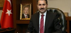 Başkan Eroğlu'dan, yerel kalkınma hedefi