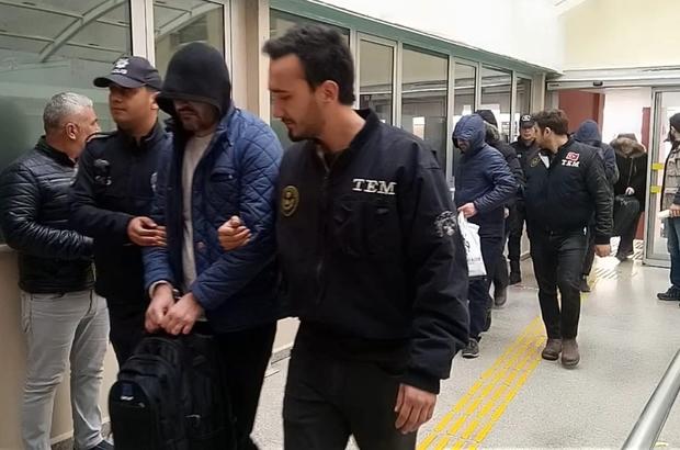 Kocaeli'de FETÖ'den gözaltına alınan 28 kişi adliyeye sevk edildi