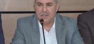 """Maviş: """"Sinop'ta 2004'ten bu yana en yüksek belediye sayısına ulaştık"""" Sinop'ta AK Parti'li belediye başkanları toplandı"""