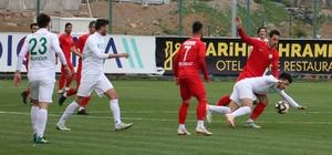 TFF 2. Lig: Sivas Belediyespor: 1 - Kırklarelispor: 1