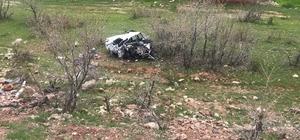 Diyarbakır'da otomobiller kafa kafaya çarpıştı: 2 ölü, 7 yaralı