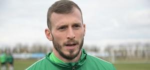 Konyasporlu Filipovic sezonu kapattı