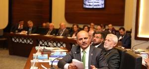 Körfez'de ilk meclis toplantısı yapıldı