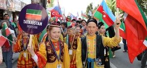 42 ülkeden bin 100 çocuk 23 Nisan coşkusunu Kocaeli'de yaşayacak 11. Uluslararası Çocuk Festivali çocukları eğlenceye doyuracak