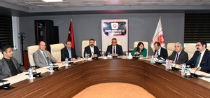 2019'un 2. dönem il koordinasyon kurulu toplantısı yapıldı