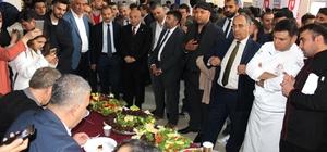 Çiğköfte diyarı Adıyaman'da çiğköfteler yarıştı