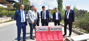 Başkan Özcan, Dallıca'daki yol sorununu çözdü