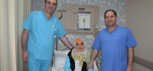 Pankreastaki kitleye kapalı ameliyat