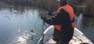 Eskişehir'de av yasağı deneyim çalışmaları İç sularındaki av yasağı denetim çalışmalarına hız verildi
