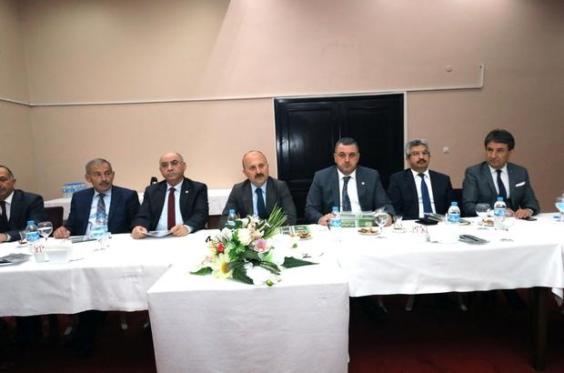 """'Tarım Şehr-i Amasya'dan 13 proje Amasya Valisi Dr. Osman Varol: """"Tarım sektörünü bir üst düzeye çıkarmayı amaçlıyoruz"""""""