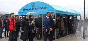 Turhal'da 1.Fidan Dikim Şenliği düzenlendi.