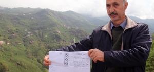 İcralık köy için iptal davası açıldı 27 bin 500 liralık borcu nedeniyle icraya verilen Görele'nin Ataköy köyü için Giresun Valiliği'nden açıklama geldi