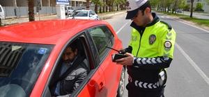 Kahramanmaraş'ta emniyet kemeri denetimi Emniyet kemeri takmayan 114 sürücüye ceza yazıldı