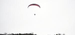 Kastamonu'da yamaç paraşütü sporu için inceleme yapıldı