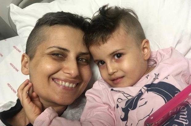 Minik Öykü'ye annesinden bu akşam nakil yapılacak Türkiye minik Öykü'nün nakli için nefeslerini tuttu Öykü için başlatılan 'Öykü Arin'e Umut Ol, Donör Ol' kampanyası devam ediyor