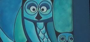 """""""Baykuşlar Adana'da"""" UESYO Derneği üyesi 50 sanatçının 90 eseri 75. Yıl Sanat Galerisi'nde sergileniyor"""