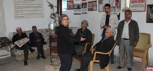 Kadın kahveciler tabuları yıktı Söke'nin Kisir ve Serçin köylerinde kahvecilik mesleğine kadın eli değdi