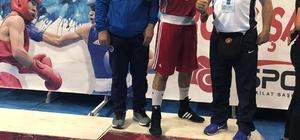 Kağıtsporlu Samet Türkiye Şampiyonu