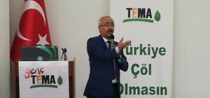 """Prof. Dr. Fatih Satıl: """"Biyolojik çeşitliliğimizi koruyalım"""" """"Biyolojik zenginliğimiz tehdit altında"""""""