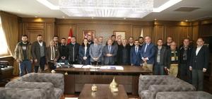 """Hilmi Güler: """"Ordu'yu ortak akılla yöneteceğiz"""" Ordu Büyükşehir Belediye Başkanı Dr. Mehmet Hilmi Güler: """"Düşünen, yarışan ve üreten Ordu için hep birlikte çalışacağız"""""""