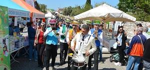 Didim 3. Vegan Festivali başladı Türkiye'nin ilk ve tek vegan festivali 4 gün boyunca sürecek