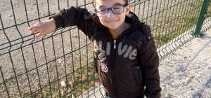 Azot verilen Ege için yardım kampanyası Oksijen yerine azot verildiği için beyin felci geçiren 5 yaşındaki Ege Avcı için yardım kampanyası başlatıldı