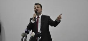 """CHP'li eski başkanın seçimden 3 gün önce 284 kişiyi işe almasına yeni başkandan tepki Menemen Belediye Başkanı Serdar Aksoy: """"Seçimlere 3 gün kala imza atanlar hukuk karşısında gerekli hesabı verecektir"""" """"Siz 300 kişilik yere bin 100 kişi koyarsanız belediyecilik yapmıyorsunuzdur"""""""