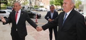 CHP Genel Başkan Yardımcısı Kaya'dan Fatih Atay'a tebrik ziyareti