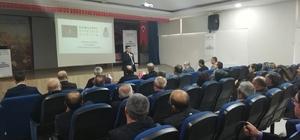 """Tokat'ta """"Güvenli Elektrik Kullanımı"""" projesi"""