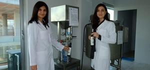 D vitaminli zeytinyağı ürettiler İki kadın kimyager kendi kurdukları laboratuvarda ihracata hazırlanıyor