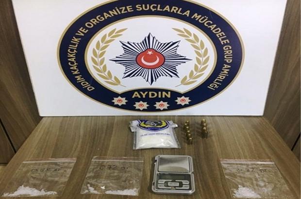 Aydın'da uyuşturucu operasyonu: 4 gözaltı